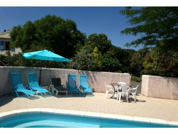 Location vacances Béziers -  Maison - 6 personnes - Barbecue - Photo N° 1