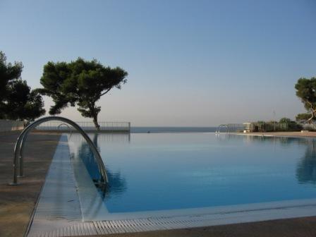 Studio pour 4 pers. avec piscine, Bandol