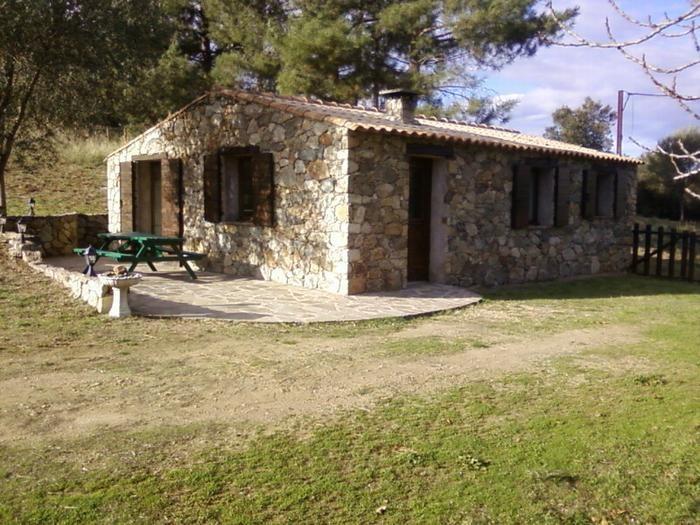 Location vacances Urtaca -  Maison - 6 personnes - Barbecue - Photo N° 1