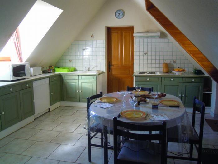 Location vacances Vielle-Aure -  Appartement - 5 personnes - Barbecue - Photo N° 1