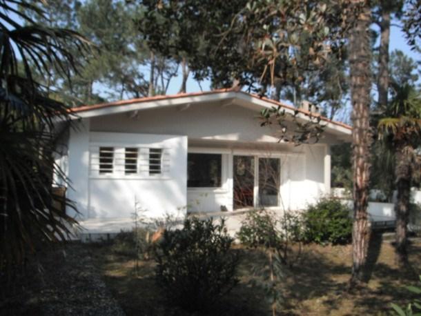 Location vacances Lège-Cap-Ferret -  Maison - 8 personnes - Télévision - Photo N° 1