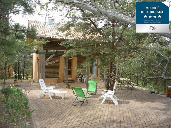 Holiday rentals Dieulefit - House - 4 persons - BBQ - Photo N° 1