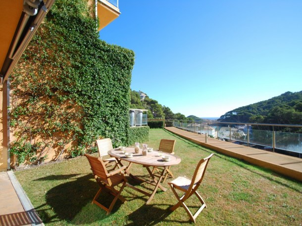 Location vacances Begur -  Appartement - 7 personnes - Barbecue - Photo N° 1