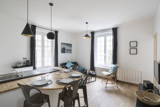 Location vacances Saint-Malo -  Appartement - 6 personnes - Chaîne Hifi - Photo N° 1