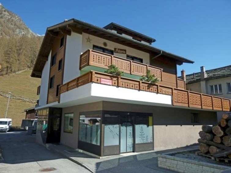 Location vacances Saas-Grund -  Appartement - 5 personnes -  - Photo N° 1