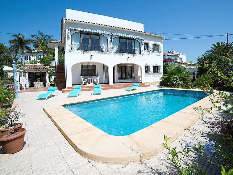 Location vacances Calp -  Maison - 4 personnes -  - Photo N° 1