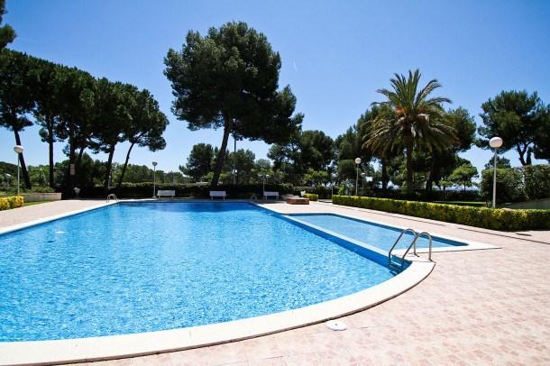 Location vacances Salou -  Appartement - 9 personnes - Télévision - Photo N° 1