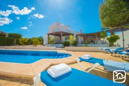 Location vacances Calp -  Maison - 5 personnes - Barbecue - Photo N° 1