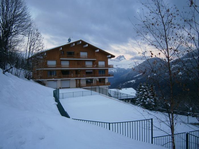 Appartement pour 4 pers. avec piscine, Saint-Gervais-les-Bains
