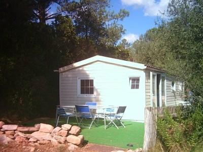 Location vacances Zonza -  Maison - 4 personnes - Barbecue - Photo N° 1