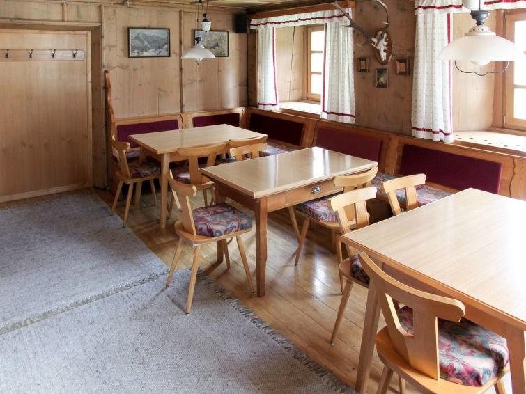 Maison pour 25 à Pettneu am Arlberg
