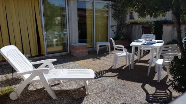Location vacances Saint-Cyprien -  Maison - 5 personnes - Jardin - Photo N° 1