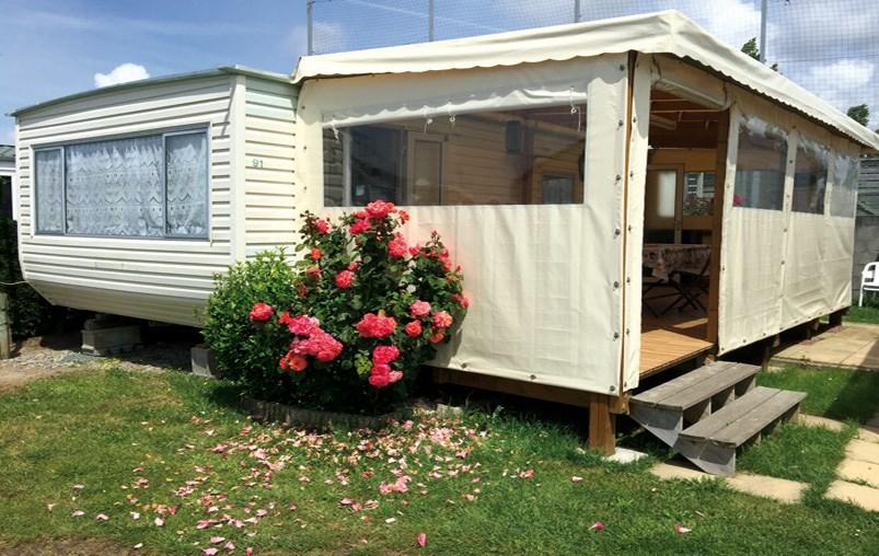 Location vacances La Tranche-sur-Mer -  Insolite - 6 personnes - Barbecue - Photo N° 1