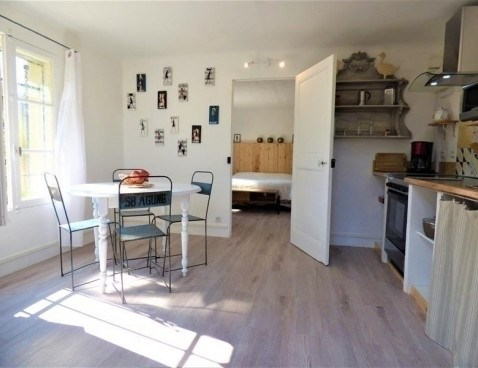 Location vacances Arles -  Appartement - 2 personnes - Barbecue - Photo N° 1