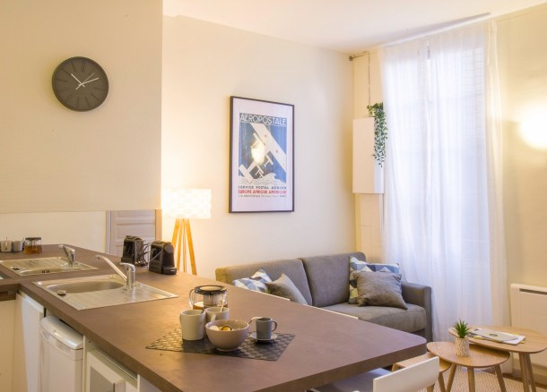 Location vacances Vieille-Toulouse -  Appartement - 3 personnes - Lave-linge - Photo N° 1