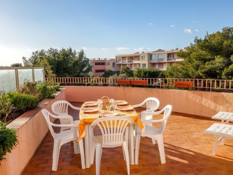 Location vacances Bandol -  Appartement - 4 personnes - Télévision - Photo N° 1