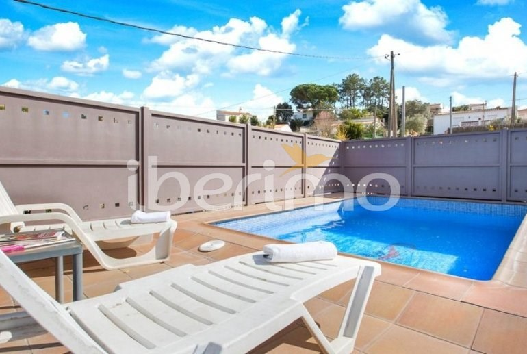 Location vacances Lloret de Mar -  Maison - 6 personnes - Barbecue - Photo N° 1