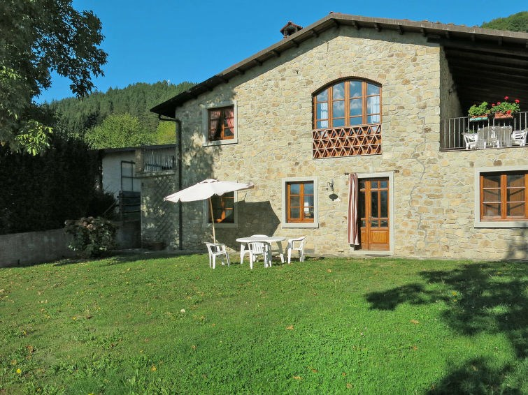 Studio pour 3 personnes à Castelnuovo di Garfagnana