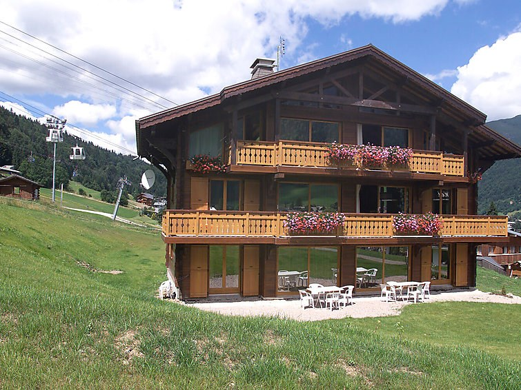Location vacances Morzine -  Appartement - 5 personnes -  - Photo N° 1
