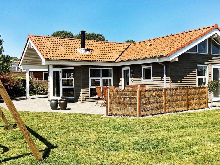 Maison pour 8 à Sjølund