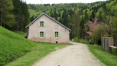 Location vacances Saint-Claude -  Gite - 6 personnes - Barbecue - Photo N° 1
