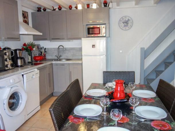 Location vacances Le Barcarès -  Appartement - 4 personnes - Barbecue - Photo N° 1