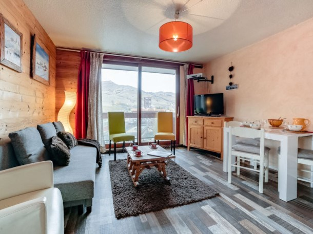 Location vacances Villarembert -  Appartement - 6 personnes - Lecteur DVD - Photo N° 1