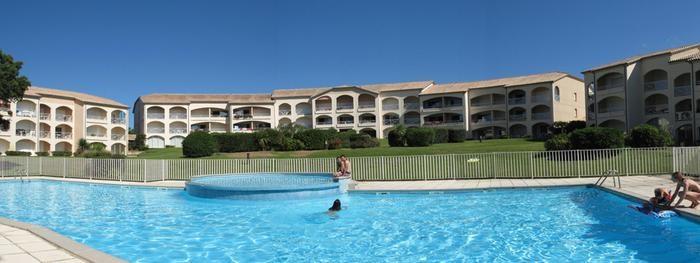 Appartement pour 6 pers. avec piscine, Moliets-et-Maa