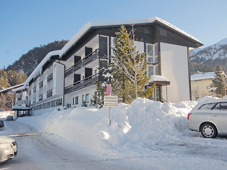 Location vacances Seefeld in Tirol -  Appartement - 2 personnes -  - Photo N° 1