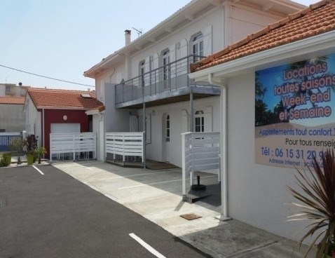 Location vacances Biscarrosse -  Appartement - 2 personnes - Barbecue - Photo N° 1