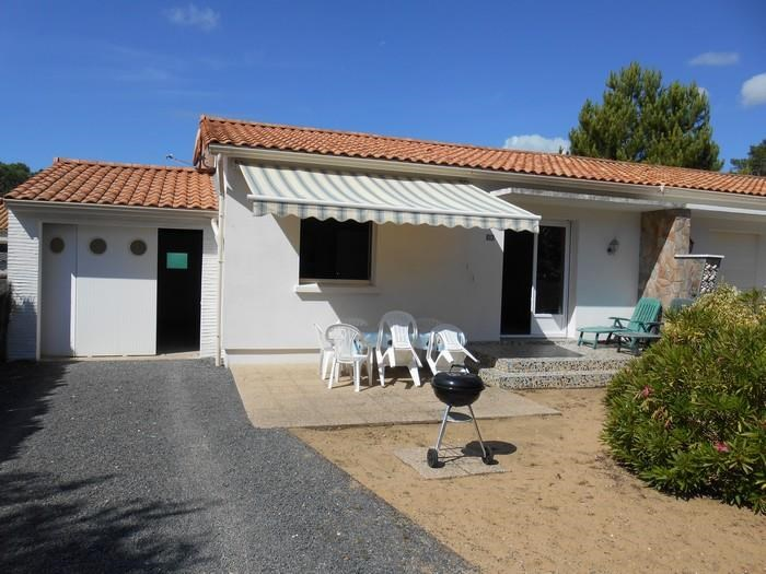 Holiday rentals Longeville-sur-Mer - House - 6 persons - BBQ - Photo N° 1