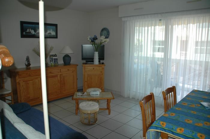 Location vacances Royan -  Appartement - 5 personnes - Chaise longue - Photo N° 1