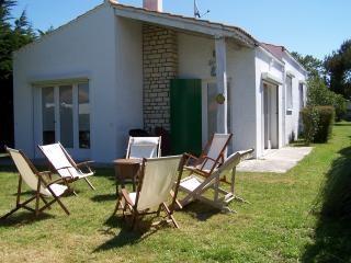 Location vacances Dolus-d'Oléron -  Maison - 8 personnes - Barbecue - Photo N° 1