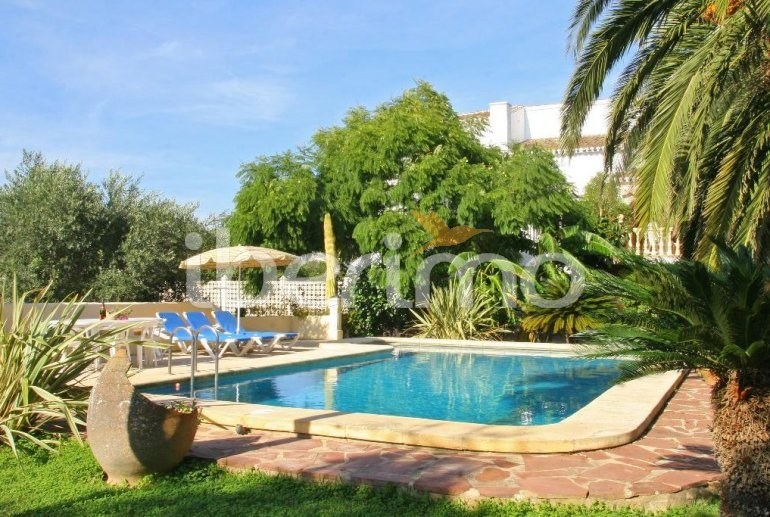 Holiday rentals Jávea/Xàbia - House - 8 persons - BBQ - Photo N° 1