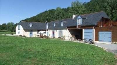 Cottages of the Saar near Lourdes - Arcizac-ez-Angles