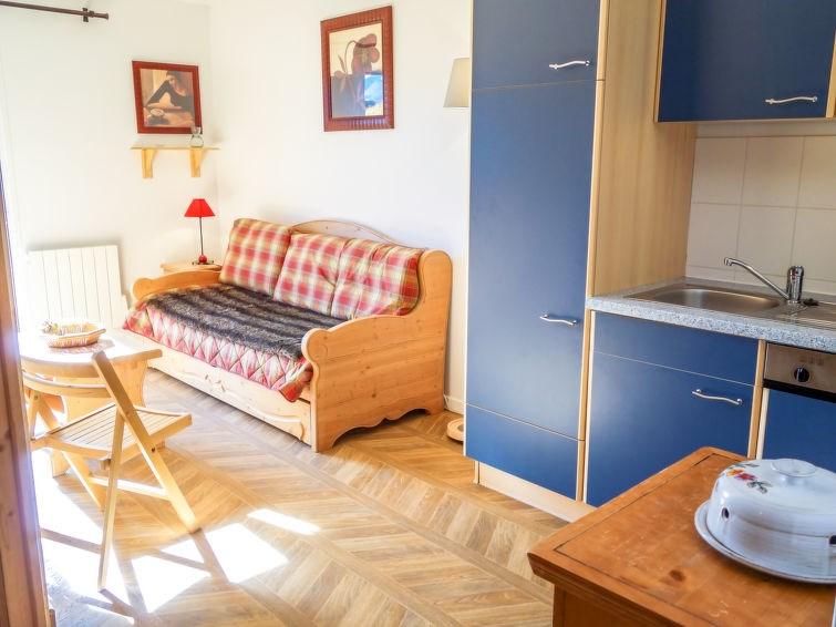 Location vacances Fontcouverte-la-Toussuire -  Appartement - 4 personnes -  - Photo N° 1