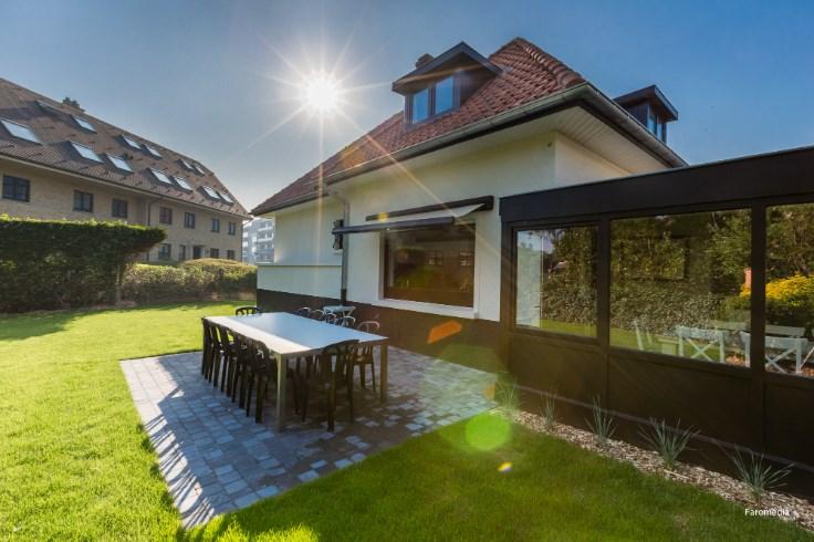 Location vacances Coxyde -  Maison - 12 personnes - Terrasse - Photo N° 1