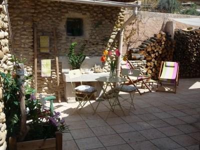 Location vacances Roumoules -  Gite - 2 personnes - Chaise longue - Photo N° 1
