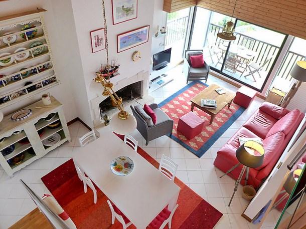 Location vacances Saint-Jean-de-Luz -  Appartement - 8 personnes - Lecteur DVD - Photo N° 1