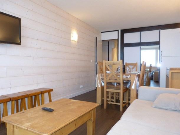 Location vacances Mâcot-la-Plagne -  Appartement - 8 personnes - Télévision - Photo N° 1