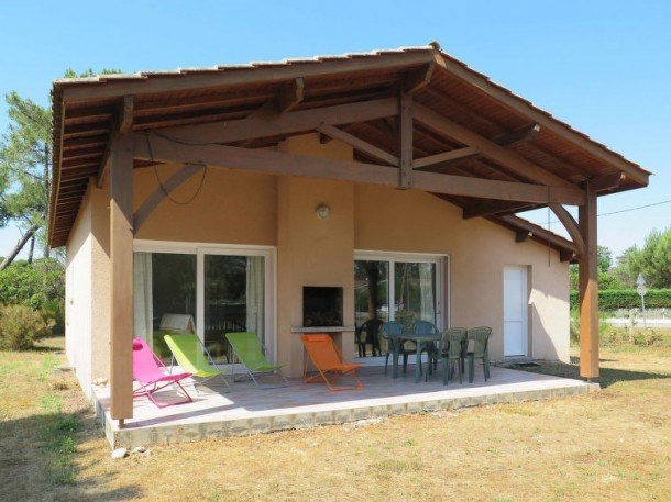 Location vacances Vendays-Montalivet -  Maison - 5 personnes - Barbecue - Photo N° 1