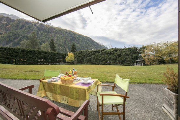 Location vacances Chamonix-Mont-Blanc -  Appartement - 3 personnes - Barbecue - Photo N° 1