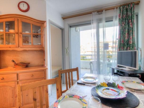 Location vacances La Grande-Motte -  Appartement - 4 personnes - Lecteur DVD - Photo N° 1