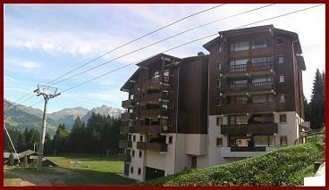 Location vacances Morillon -  Appartement - 6 personnes - Télévision - Photo N° 1