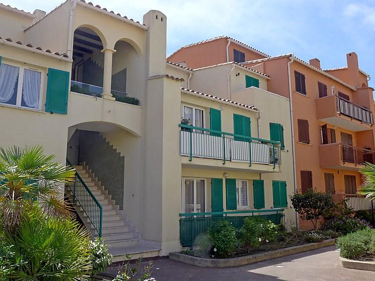 Location vacances Cavalaire-sur-Mer -  Appartement - 6 personnes - Barbecue - Photo N° 1