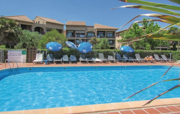 Location vacances Santa-Lucia-di-Moriani -  Appartement - 4 personnes - Télévision - Photo N° 1