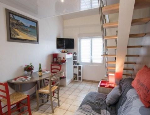 Location vacances Plérin -  Appartement - 2 personnes - Télévision - Photo N° 1