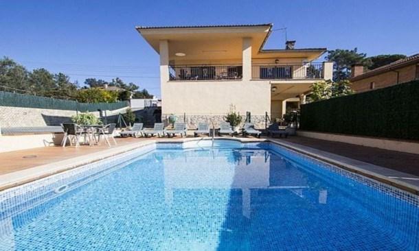 104707 -  Villa in Sils