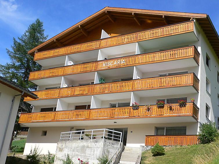 Location vacances Zermatt -  Appartement - 2 personnes -  - Photo N° 1