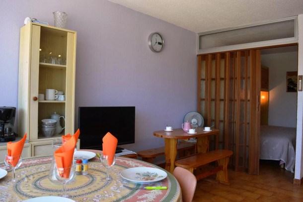 Appt Studio cabine 5 couchages PORT CAMARGUE